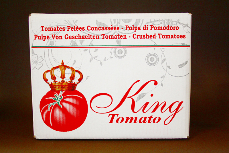 Polpa di Pomodoro bag in box 1x10 kg King El Gusto